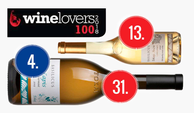 WINELOVERS TOP 100